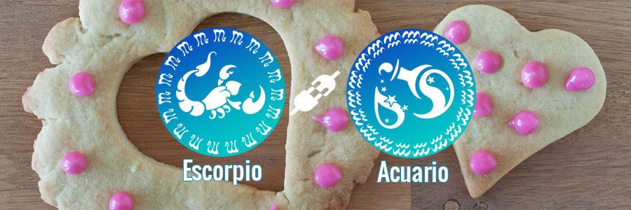 Compatibilidad de Escorpio y Acuario