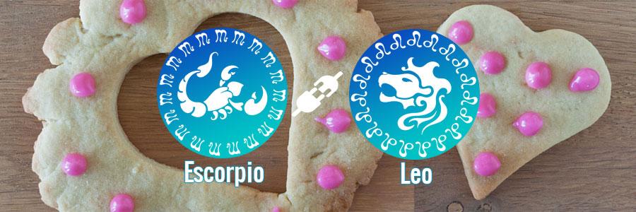 Compatibilidad de Escorpio y Leo